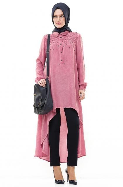 صورة ملابس محجبات تركي , ما اروع اللبس التركي للمحجبة