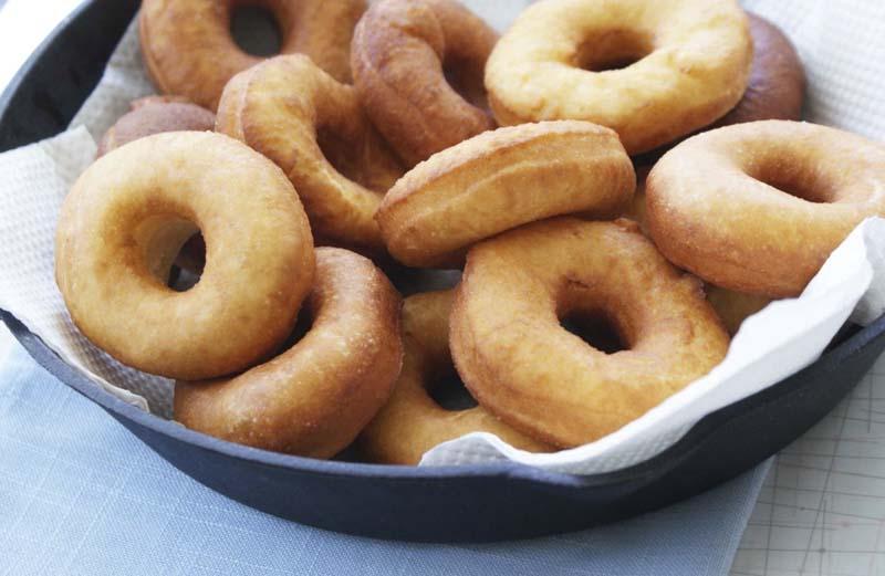 صورة حلويات جزائرية في المقلاة , طرق تحضير اشهى الحلويات الجزائرية