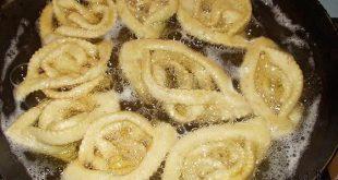 حلويات جزائرية في المقلاة , طرق تحضير اشهى الحلويات الجزائرية