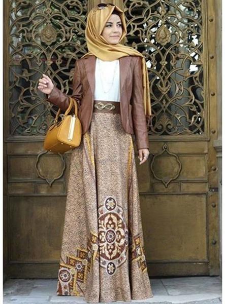 بالصور ملابس بنات محجبات كاجوال , كولكشين شيك مناسب للجامعة 794 6