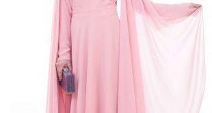ازياء حوامل محجبات , ملابس واسعة مناسبة للمراة حامل