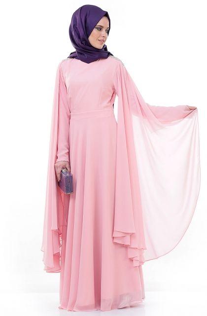 صورة ازياء حوامل محجبات , ملابس واسعة مناسبة للمراة حامل