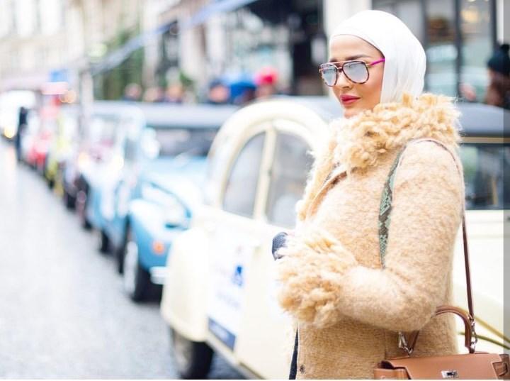 بالصور ازياء حجاب , اجمل معاطف بالفرو 802 4