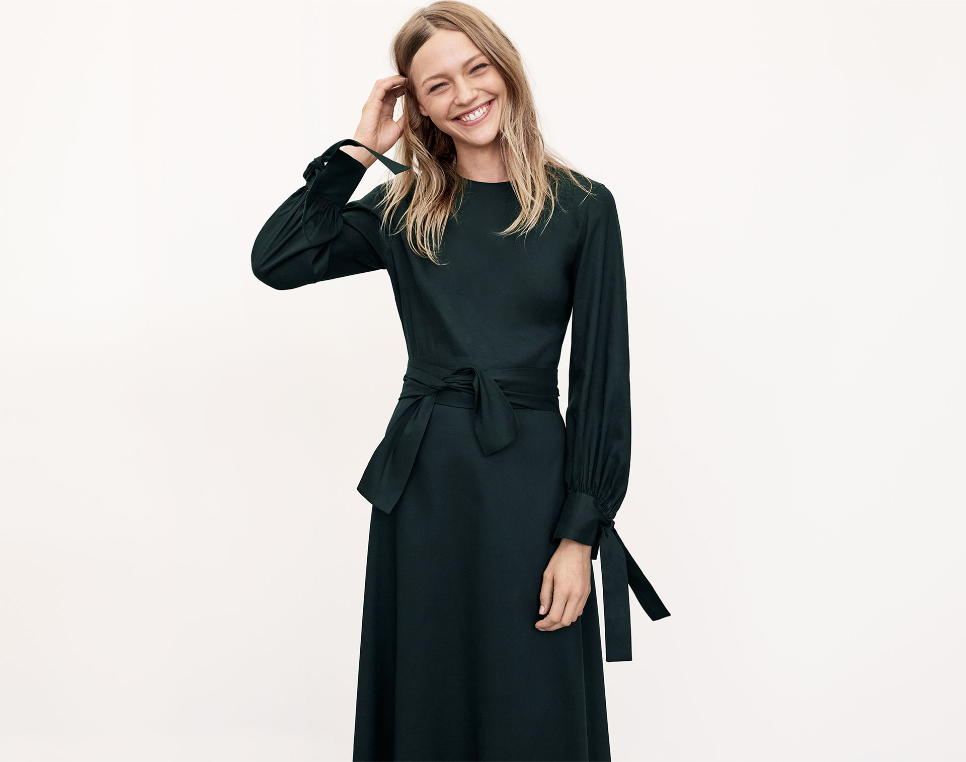 صورة ملابس زارا للنساء , ازياء من مجموعة منوعة