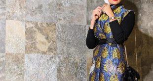 صور اجمل الملابس للمحجبات , روعة الاناقة في الازياء للمحجبة