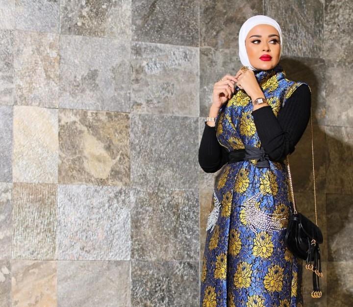 صورة اجمل الملابس للمحجبات , روعة الاناقة في الازياء للمحجبة