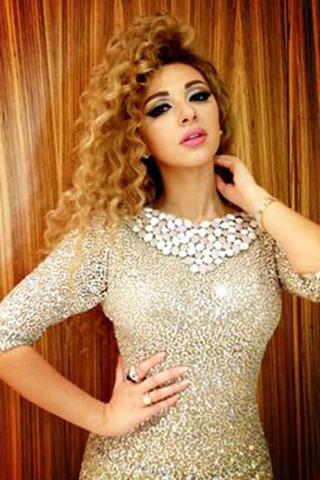 بالصور ازياء ميريام فارس , فساتين المغنية ميريام 811 7