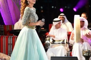 صوره ازياء ميريام فارس , فساتين المغنية ميريام