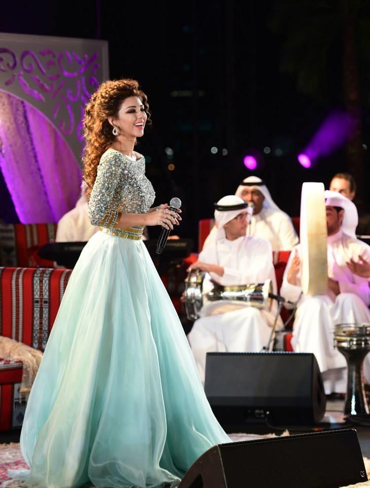 بالصور ازياء ميريام فارس , فساتين المغنية ميريام 811