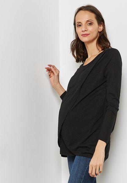 صور ملابس حوامل نمشي , ازياء للسيدات الحوامل واسعة
