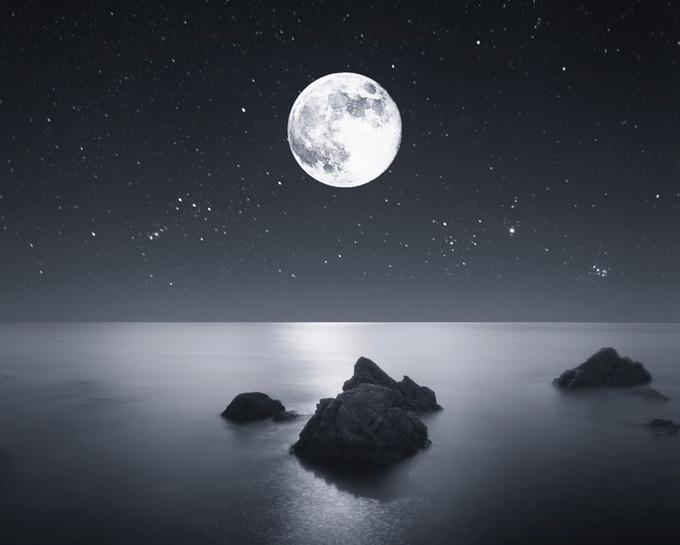 بالصور صور للقمر , اروع الصور الرومانسية للقمر 823 2