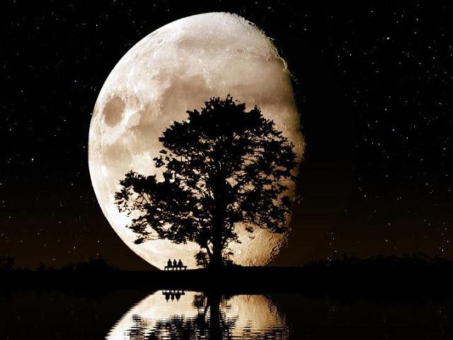 بالصور صور للقمر , اروع الصور الرومانسية للقمر 823 4