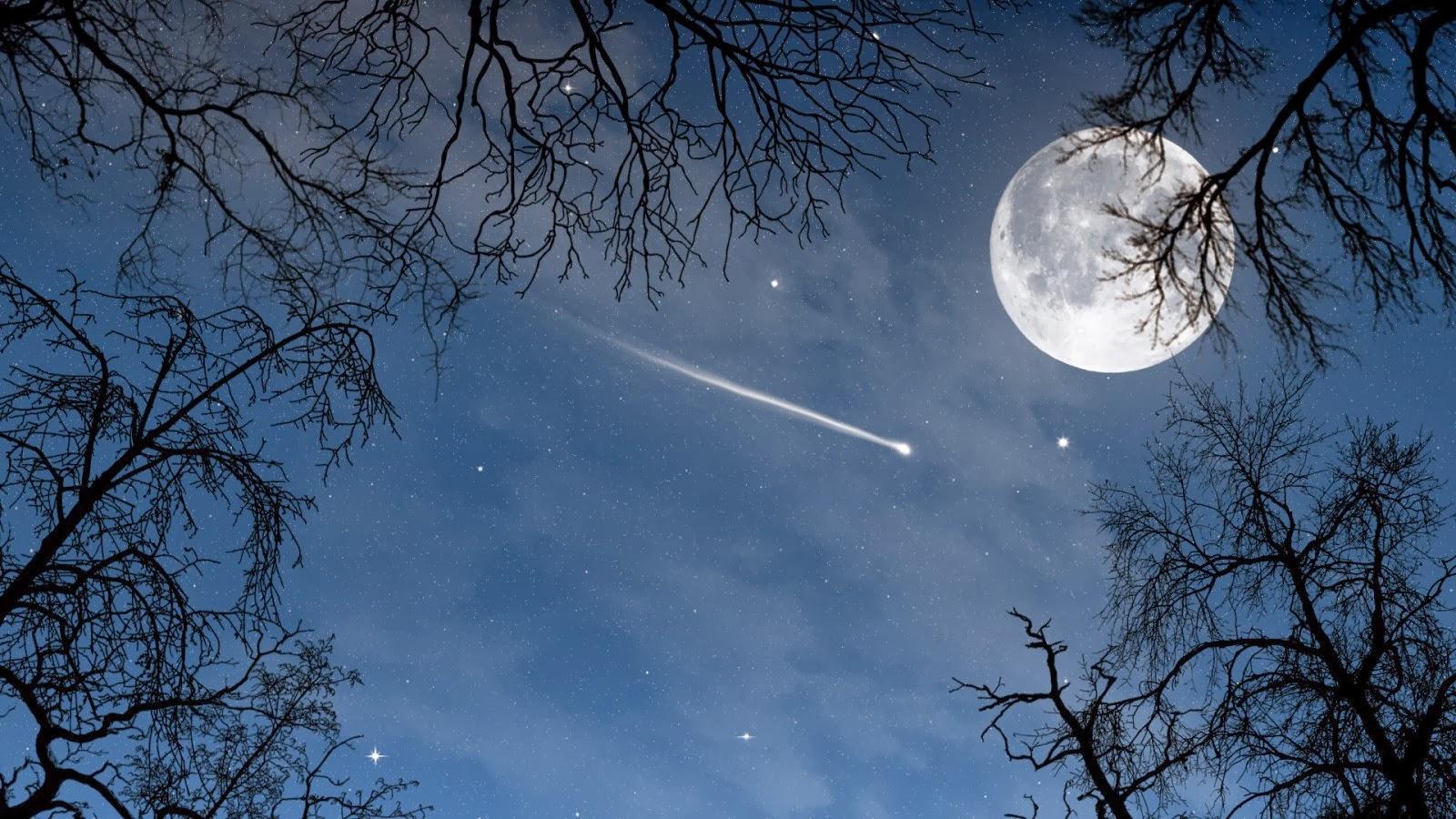 بالصور صور للقمر , اروع الصور الرومانسية للقمر 823 6