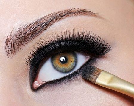 بالصور صور احلى مكياج , طريقة رسم العيون بالميك اب 825 1
