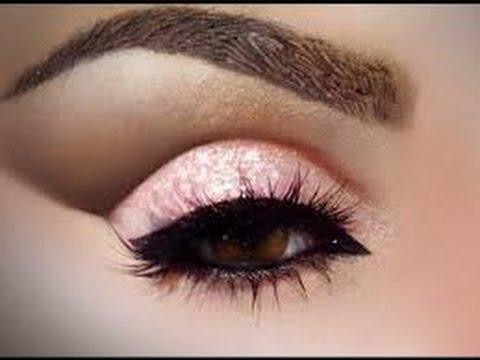 بالصور صور احلى مكياج , طريقة رسم العيون بالميك اب 825 3