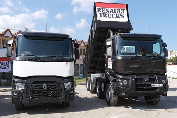 صورة صور شاحنات , اروع انواع شاحنة
