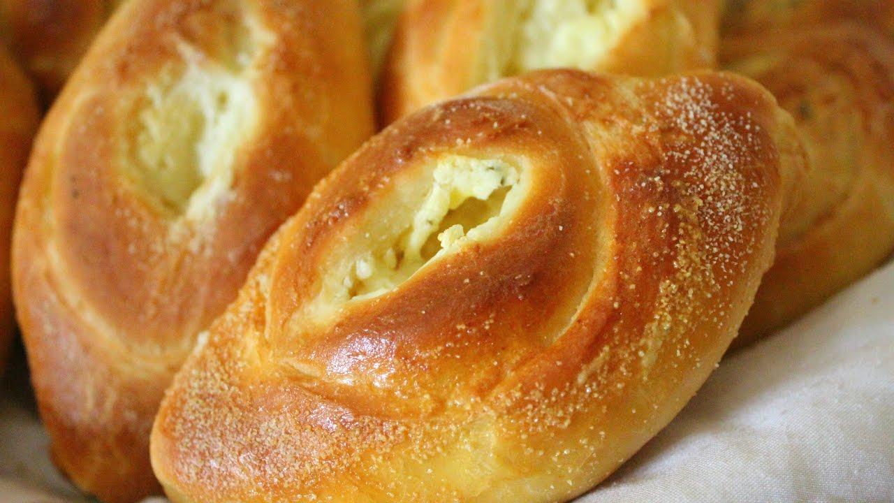 صور الخبز التركي بالصور , الخبز التركي المحشي بالجبن