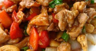 صورة اكل صيني بالدجاج , وصفات لاكلات صينية صحية