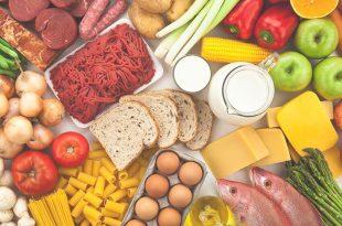 صورة غذاء صحي يومي , امثلة لتغذية صحية