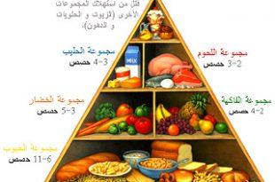 صورة الغذاء الصحي اليومي , كيف يكون غذائنا صحي