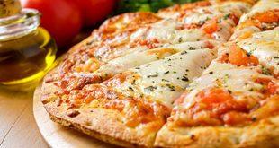 عمل البيتزا بالصور , طريقة عمل بيتزا مارجريتا