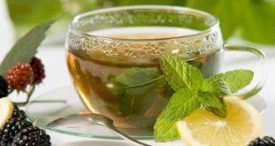 صور طريقة عمل الشاي الاخضر , طريقة تحضير مشروب الرجيم الجبار