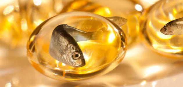 صورة مضار زيت السمك , تعرف على فوائد اوميجا 3