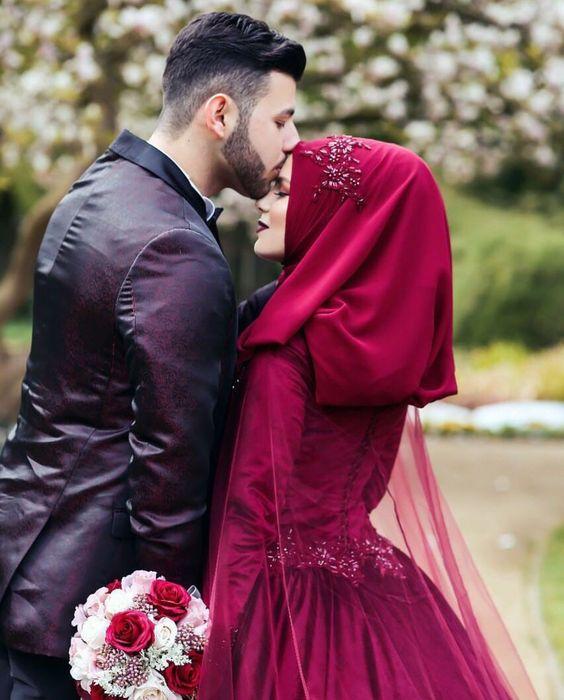 صورة صور رومنسيه , خلفية حب ازواج مسلمين