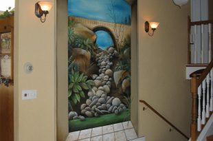بالصور فن الرسم علي الجدران , رسومات للحائط جميلة 9577 9 310x205