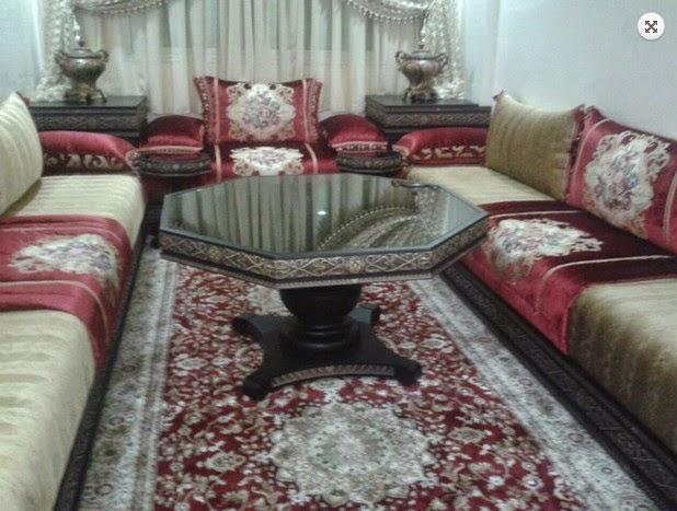صور اجمل الصالونات المغربية , اروع صالون مغربى