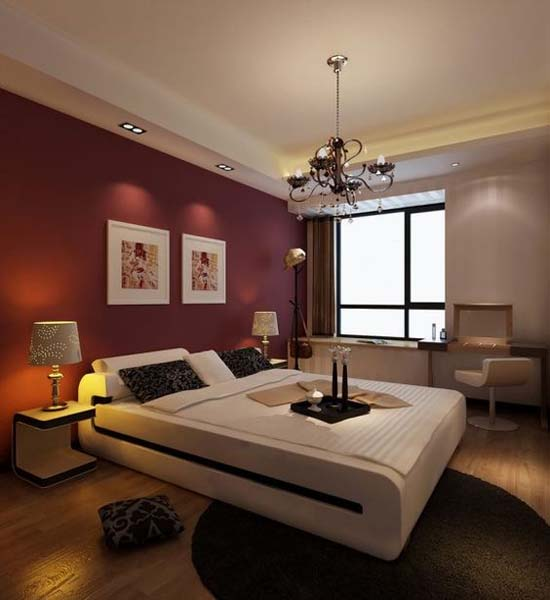 بالصور احدث ديكورات غرف النوم , اجمل غرف نوم للعرسان 2937 2