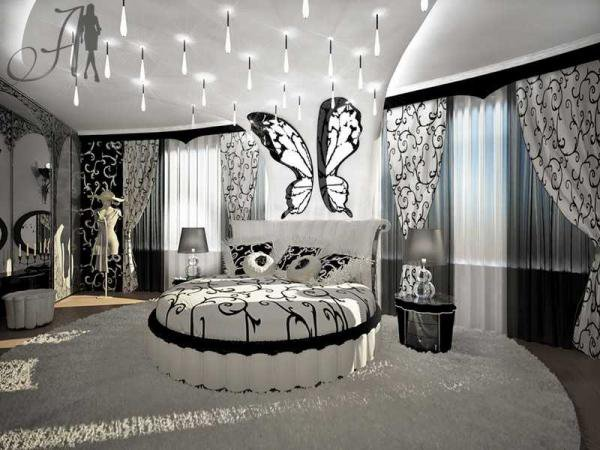 بالصور احدث ديكورات غرف النوم , اجمل غرف نوم للعرسان 2937 5