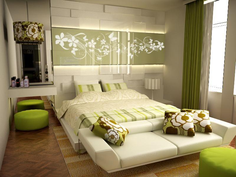 بالصور احدث ديكورات غرف النوم , اجمل غرف نوم للعرسان 2937 6