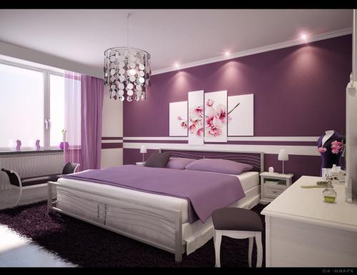 بالصور احدث ديكورات غرف النوم , اجمل غرف نوم للعرسان 2937 8