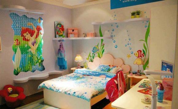 بالصور صور ديكورات غرف اطفال , اجمل ديكورات غرفة اطفالك 3054 3