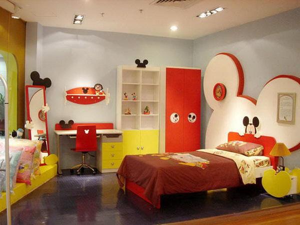 بالصور صور ديكورات غرف اطفال , اجمل ديكورات غرفة اطفالك 3054 8