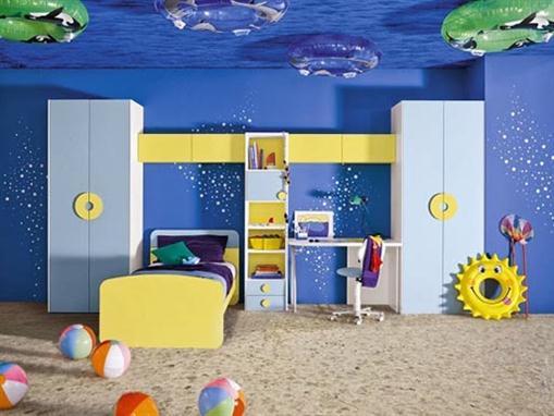 بالصور صور ديكورات غرف اطفال , اجمل ديكورات غرفة اطفالك 3054 9