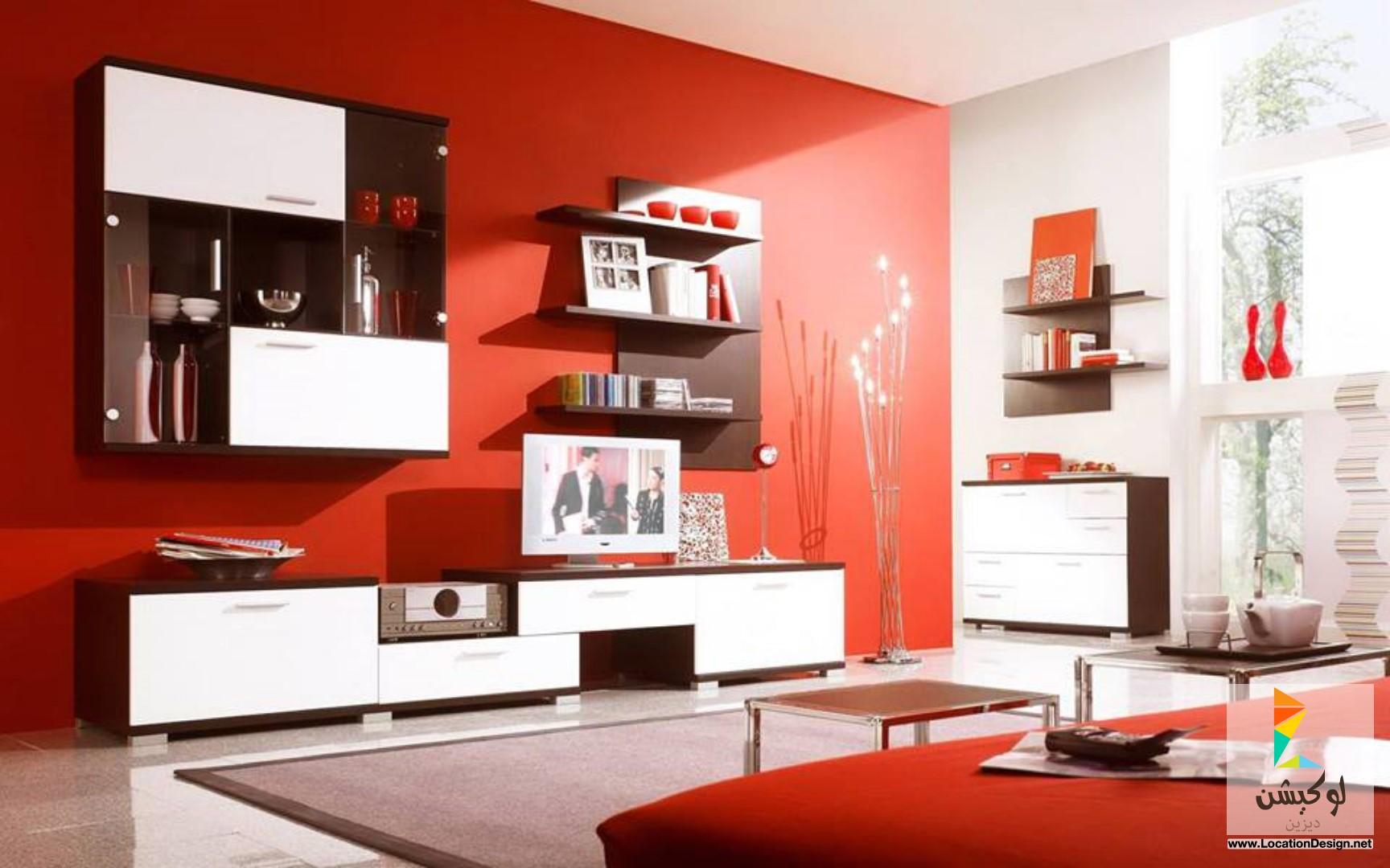 بالصور تصاميم مكاتب منزلية مودرن صور مكتبات منزلية , احدث مكاتب منزلية 3274 3