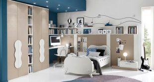 صور صور غرف نوم شباب . احدث تصميمات غرف الشباب .