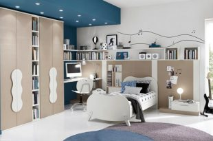 صورة صور غرف نوم شباب . احدث تصميمات غرف الشباب .