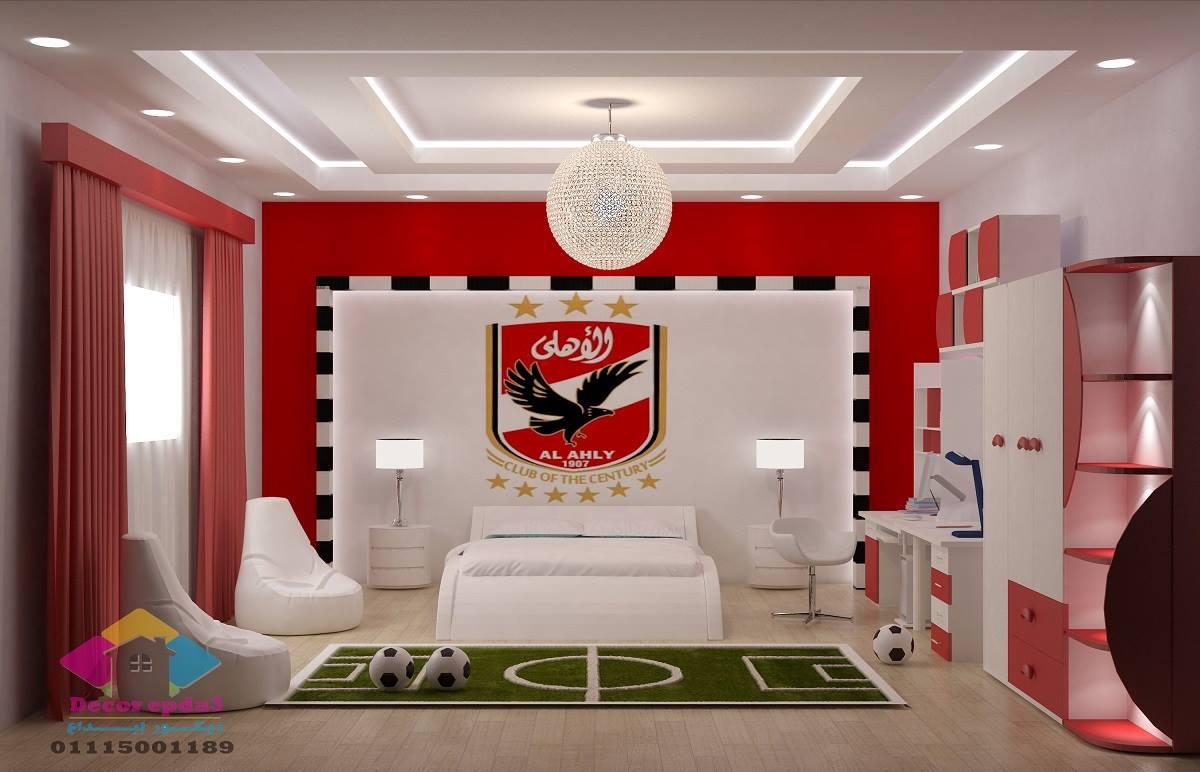 بالصور صور غرف نوم شباب . احدث تصميمات غرف الشباب . 3325 4