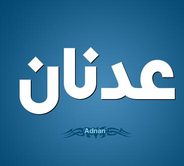 بالصور معنى اسم عدنان , صفات حاملة اسم عدنان بالتفصيل 3969