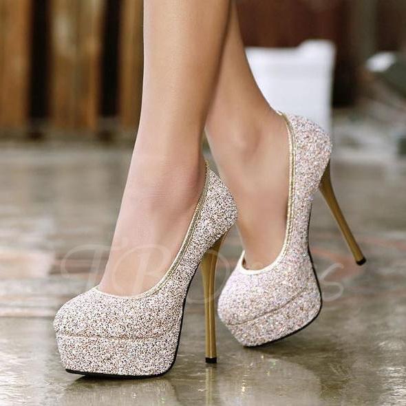 بالصور احذية عرايس كعب عالي , احذية بيضاء لاجمل عروس 5152 7