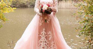 اجمل صور فساتين زفاف , اشيك فساتين زفاف 2019