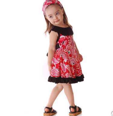 بالصور صور فساتين اطفال , احدث فساتين للاطفال بالصور 5327 4