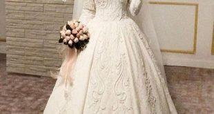 صور فساتين اعراس صور فساتين افراح , فستان زفافك 2019