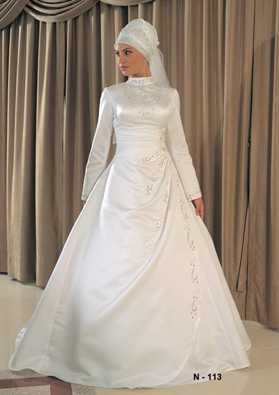 صور صور فساتين زفاف جميلة , بالصور اجمل فساتين الزفاف