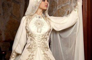 صوره صور فساتين زفاف جميلة , بالصور اجمل فساتين الزفاف