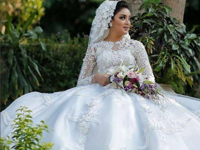 بالصور صور فساتين زفاف جميلة , بالصور اجمل فساتين الزفاف 5533 6