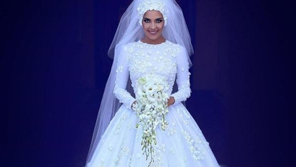 بالصور صور فساتين زفاف جميلة , بالصور اجمل فساتين الزفاف 5533 8
